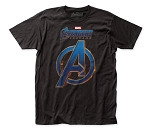 Avengers: End Game Logo - Fitted Jersey Tee