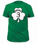 Impact Originals Drunk 3 fitted jersey tee