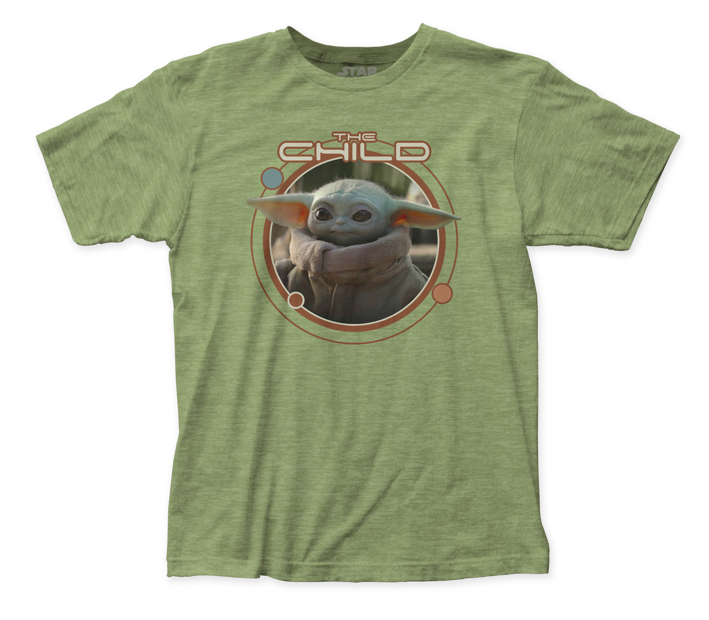 Star Wars Return Of The Jedi Logo Fitted Adult T-Shirt