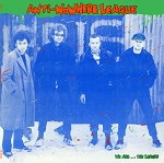 Anti-Nowhere League - We Are ... The League (150 Gram Opaque Green or 200g Black Vinyl)