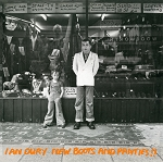 Ian Dury - New Boots and Panties!! (180 gram or Opaque Orange)