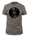 Drastic Plastic Logo Tri-Blend Fitted Tee (Unisex)