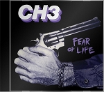 (PRE-ORDER) Channel Three - Fear of Life (CD)