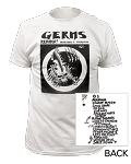 Germs Return! tee