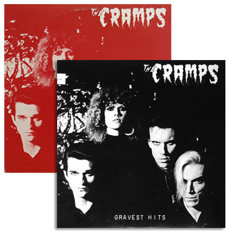Cramps, The - Gravest Hits