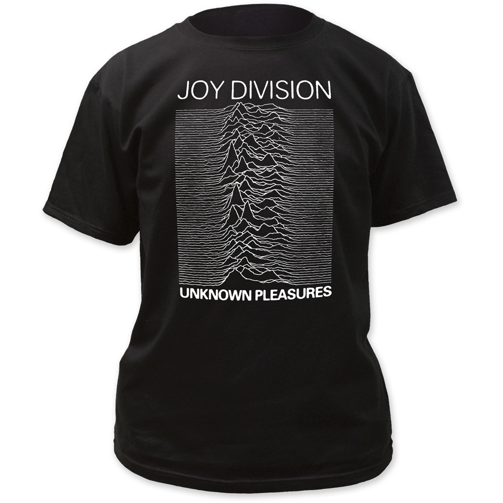 joy division unknown pleasures adult tee. Black Bedroom Furniture Sets. Home Design Ideas