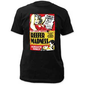 Impact Originals reefer madness fitted jersey tee
