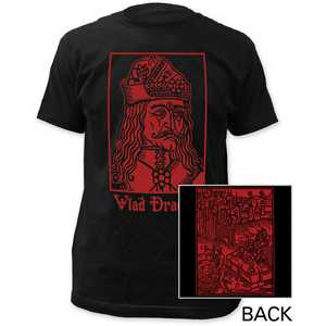 Impact Originals vlad dracula fitted jersey tee