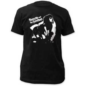 Siouxsie & the Banshees hands & knees fitted jersey tee