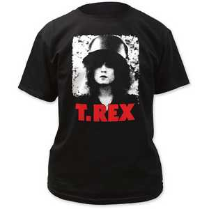 T. Rex pixellated adult tee