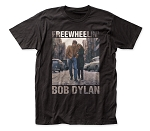 Bob Dylan Freewheelin' fitted jersey tee