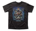 Black Panther Poster adult tee