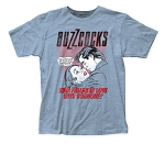 Buzzcocks Fallen In Love Soft Fitted 30/1 Cotton Tee