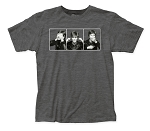 David Bowie Hear No Evil fitted jersey tee