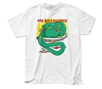 Dead Milkmen Lizard in My Backyard Traditional Fit 18/1 Cotton Tee