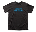 Germs Listen to the Germs adult tee