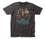 Guardians of the Galaxy Retro fitted jersey tee