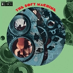 "The Soft Machine ""The Soft Machine"" Gold Colored Vinyl (Pre-Order) Street Date: 6/22/2018"