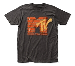 MTV Bricks fitted jersey tee