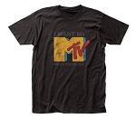 MTV I Want My MTV fitted jersey tee