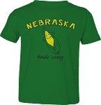 Kind of Corny Nebraska Tee (Youth)