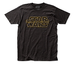 Star Wars Logo fitted jersey tee