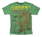 Guardians of the Galaxy Groot fitted jersey tee
