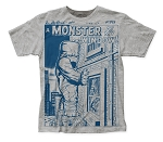 Monster At My Window - Subway Sublimation Tee