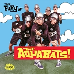 "Aquabats ""The Fury Of The Aquabats"" 2X Colored Vinyl"