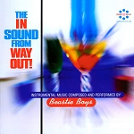 "Beastie Boys ""The In Sound From Way Out"" 180 Gram Virgin Vinyl"