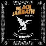"Black Sabbath ""The End"" 3x Colored Vinyl"