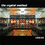 "The Crystal Method ""Vegas"" 2x LP 20th Anniversary Edition"