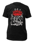 The Damned – Lyceum '81 tee