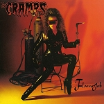 The Cramps - Flamejob - 200 Gram Black or 150 Gram Opaque Red Vinyl Record
