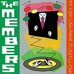 The Members - At The Chelsea Nightclub - Vinyl Record (150 Gram Opaque Green or 200 Gram Black)