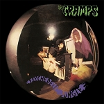 The Cramps - Psychedelic Jungle (150 Gram Goo Goo Muck Green or 200 Gram Black Vinyl)
