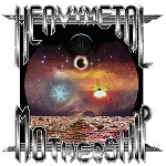 "Heavymetal Mothership ""Turn Me On Dead Man"" Limited Edition Colored Vinyl"