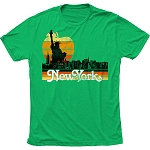 Impact Original The Big Apple fitted jersey tee