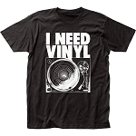Impact Originals I Need Vinyl fitted jersey tee