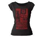 Impact Original Death Tarot juniors cut tee