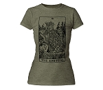 Impact Original The Empress Tarot juniors tee