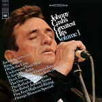 "Johnny Cash ""Johnny Cash's Greatest Hits"" 180 Gram Translucent Gold Colored Vinyl"