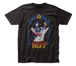 KISS Starchild fitted jersey tee