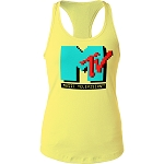 MTV Logo juniors tank