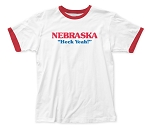 Heck Yeah! Nebraska Tee  (Youth)