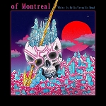 "Of Montreal ""White Is Relic / Irrealis Mood"" 180 Gram Colored Vinyl"