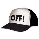 OFF! - Log Cap