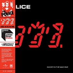 "The Police ""Ghost In The Machine"" Half-Speed Master"