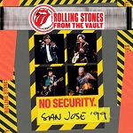 "The Rolling Stones ""From The Vault: No Security -  San Jose 1999"" 3 LP Set"