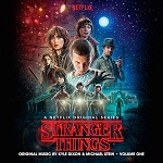 Stranger Things Soundtrack Vol. 1 (Black Vinyl)